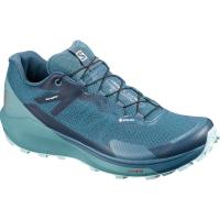 Salomon Women's Sense Ride Gtx Invisible Fit Trail Running Shoe - Size 6