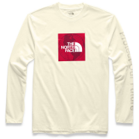 The North Face Men's Recycle Material Long-Sleeve Tee - Size M, Past Season