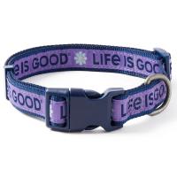 Life Is Good Daisy Dog Collar