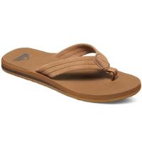 Quiksilver Men's Carver Suede Sandals - Size 11