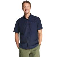 G.h. Bass Men's Bluewater Bay Short-Sleeve Shirt