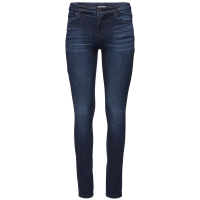 Black Diamond Women's Forged Denim Pants - Size 2