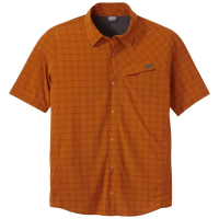 Outdoor Research Men's Astroman Short-Sleeve Shirt - Size S