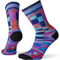 Smartwool Women's Curated Patchwork Print Crew Socks