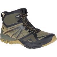 Merrell Men's Mqm Flex Mid Waterproof Hiking Boots - Size 8.5