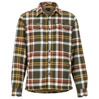 Marmot Men's Ridgefield Long-Sleeve Flannel Shirt - Size M