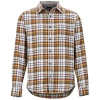 Marmot Men's Fairfax Flannel Long-Sleeve Shirt - Size M
