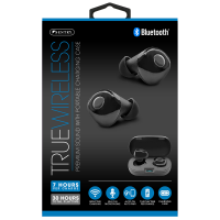 Sentry True Wireless Bluetooth Earbuds With Case