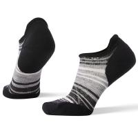Smartwool Women's Phd Run Light Elite Striped Micro Socks