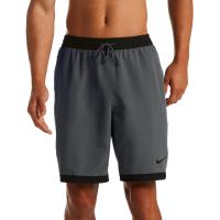 Nike Men's Funfetti Racer 9 in. Swim Trunks