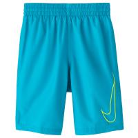 Nike Big Boys' Swoosh Logo Volley Swim Shorts