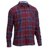 Ocean Current Young Men's Lavall Flannel Shirt