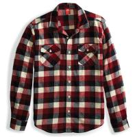 EMS Men's Timber Flannel Long-Sleeve Shirt - Size XXL