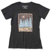 Marmot Women's Woodblock Short-Sleeve Tee - Size S