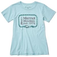 Marmot Women's Ascender Short-Sleeve Tee - Size S