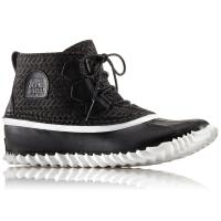 Sorel Women's Out N About Low Waterproof Rain Boots - Size 9.5