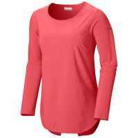 Columbia Women's Place To Place Long-Sleeve Sun Shirt - Size L