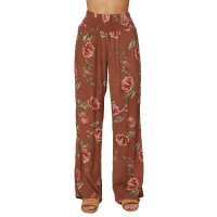 O'neill Women's Johnny Floral Pants - Size XS