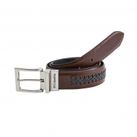 Columbia Men's Center Braid Reversible Belt