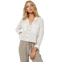 O'neill Women's Barlea Long-Sleeve Top - Size XS