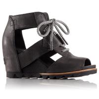 Sorel Women's Joanie Lace Wedge Sandals - Size 8.5