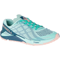 Merrell Women's Bare Access Flex E-Mesh Trail Running Shoes - Size 7