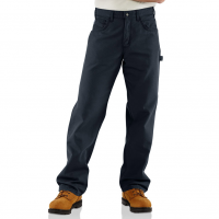 Carhartt Men's Flame-Resistant Loose Fit Midweight Canvas Work Pants