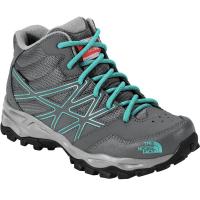 The North Face Kids' Jr Hedgehog Hiker Mid Waterproof Hiking Boots