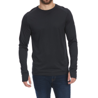 EMS Men's Techwick Lightweight Crew Long-Sleeve Base Layer Top