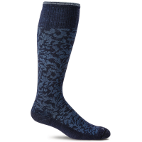 Sockwell Women's Damask Graduated Compression Socks
