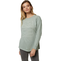 O'neill Women's Modern Coast Long-Sleeve Tee - Size XS