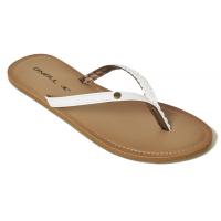 O'neill Women's Pier Braided Flip-Flops - Size 6
