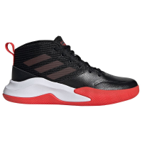 Adidas Boys' Own The Game Basketball Shoes, Wide