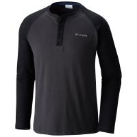 Columbia Men's Ward River Long Sleeve Henley Shirt - Size XXL