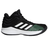 Adidas Boys' Pro Spark 2018 Basketball Shoes, Wide