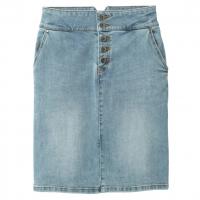 Prana Women's Aubrey Denim Skirt - Size 4