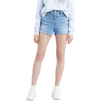 Levi's Women's High Waisted Jean Shorts