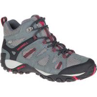Merrell Women's Deverta Mid Waterproof Hiking Boots - Size 11