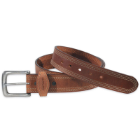 Carhartt Men's Detroit Leather Belt