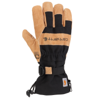 Carhartt Men's Storm Defender Snowdrift Work Gloves