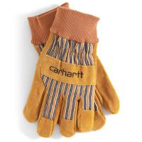 Carhartt Men's Suede Work Gloves