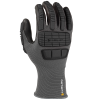 Carhartt Men's C-Grip Impact Hybrid Work Gloves