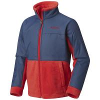 Columbia Boys' Steens Mountain Overlay Fleece