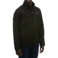 New Balance Men's Soft Shell Jacket With Sherpa Lining