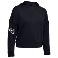 Under Armour Women's Ua Rival Terry Hoodie