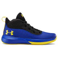 Under Armour Boys' Lockdown 4 Gs Basketball Shoes