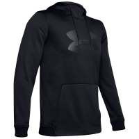Under Armour Men's Fleece Ua Logo Graphic Pullover Hoodie