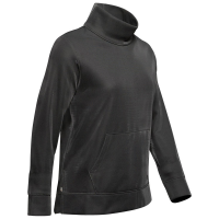 Under Armour Women's Long-Sleeve Mock Neck Fleece