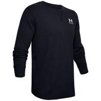 Under Armour Men's Long-Sleeve Sportstyle Essential Texture Crewneck Shirt