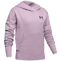 Under Armour Girls' Sportstyle Fleece Hoodie
